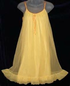 vintage linda lingerie nightgown - Yahoo Image Search Results