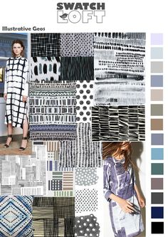Illustrative Geos Hits fashion & homewares this season with a new take of the traditional geometric print. Prints are no longer confined to the rigid regularity of geometrics but take a fresh approach using an… Read the full article »