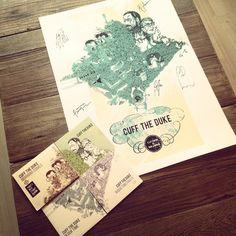 Cuff The Duke CD Bundle + Signed Poster!