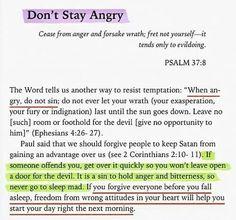 Do not stay Angry Prayer Scriptures, Bible Prayers, Prayer Quotes, Bible Verses Quotes, Faith Quotes, Spiritual Quotes, Spiritual Growth, Spiritual Thoughts, Spiritual Warfare