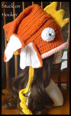 Magikarp hat www.facebook.com/stuckonhookin
