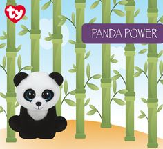 There is no need to cause a PANDAmonium! Ming is ready to play! You can find Ming here: