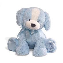 8 inch My First Puppy Small - Blue 8.00 at t-rus