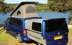 Campingbus: Doubleback - der ausziehbare VW T5