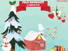 Feliz Navidad!!! Colegas de #EmpleoTW
