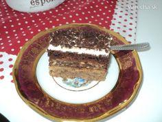 Toto sa vám páčilo v roku 30 najklikanejších receptov uplynulého roka Tiramisu, Treats, Ethnic Recipes, Sweet, Cakes, Goodies, Candy, Food Cakes, Cake