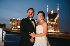 When the Event Pro Weds: Bride Shows Off Nashville with Incredible Music, Views of City | Nashville Wedding Guide for Brides, Grooms - Ashley's Bride Guide