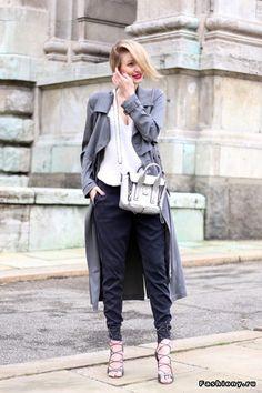 Модный блогер Leonie Sophie Hanne