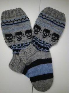 Pääkallosukat Socks, Fashion, Moda, Fashion Styles, Sock, Stockings, Fashion Illustrations, Ankle Socks, Hosiery