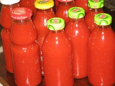 Ketchup, Ted, Hot Sauce Bottles, Preserves, Cooking Recipes, Canning, Automata, Preserve, Chef Recipes