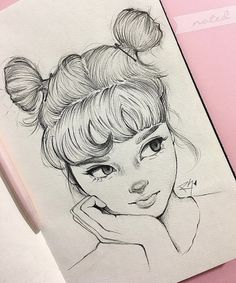 drawings drawing easy pencil sketches insta rawsueshii realistic human simple learn ariana