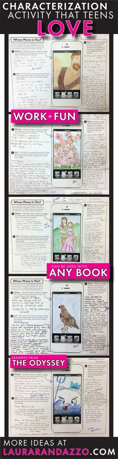 Modern Tech + Classic Lit.   Laura Randazzo – Solutions for the Secondary Classroom