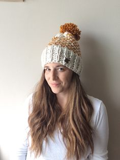 A personal favorite from my Etsy shop https://www.etsy.com/listing/479387743/slouchy-fair-isle-hat-winter-hat-with