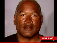 O.J. Simpson New Mug Shot -- Las Vegas NV, arrested and convicted of kidnapping charges.... at least he's in jail for something even if he got away with murder.