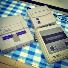 On instagram by eliasfigueiroa #supernintendo #microhobbit (o) http://ift.tt/1Jr0xoL  #superfamicom #Nintendo #16bits #JapaBabyFat