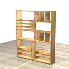Meubles pour rangement de bricolage on pinterest - Fabriquer un meuble de rangement ...