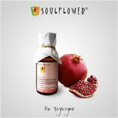 POMEGRANATE CARRIER OIL    [ Latin Name: Punica granatum] is an extract from pomegranate seeds  http://www.soulflower.biz/p-351-coldpressed-pomegranate-carrier-oil.aspx