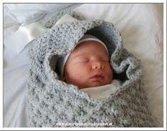 Steek voor steek: babycape