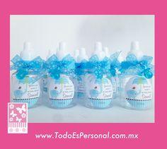 Recuerdos para baby shower niño mamilas ($11.00 c/u) detalles eventos, Compra minima 4 piezas