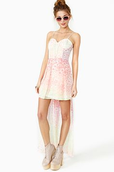 Dizzy Daisy Dress