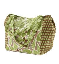Free Tutorial on this Large Patchwork Bag from All People Quilt