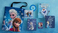 Warm Up for Frozen Fever With Cool Gifts and Books #BNReads