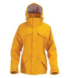 Women's Burton Stowaway Jacket. Man this would look great with my snowboard pants . . .