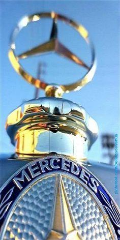Mercedes-Benz - The True Star - 🇨🇦😁 Mercedes G Wagon, Mercedes Sports Car, Classic Mercedes, Mercedes Benz Logo, Mercedes E63, Ford Raptor, Rolls Royce, Carl Benz, Porsche