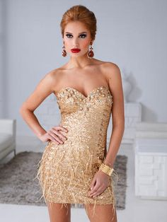 Terani Homecoming - H1262  Estellesdressydresses.com  Repin