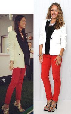 bbe9942909f5 J s Everyday Fashion  Today s Everyday Fashion  Tuxedo Blazer She nails  every outfit. Jealous