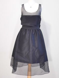 Stunning cocktail dress by KARL LAGERFEL for H&M (Size 8/10). Bay it here: http://www.ebay.co.uk/itm/251486908261?ssPageName=STRK:MESELX:IT&_trksid=p3984.m1555.l2649