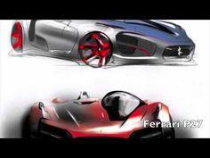 Ferrari World Design Contest 2011 - YouTube