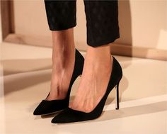 J. Crew + Manolo collar. Fall 2012. via Life, Love and the Pursuit of Shoes: Manolo Blahnik