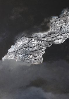 Ethereal Abstract Paintings – Fubiz Media BTW, check out this FREE AWESOME ART APP for mobile: http://artcaffeine.imobileappsys.com/ Get Inspired!!!