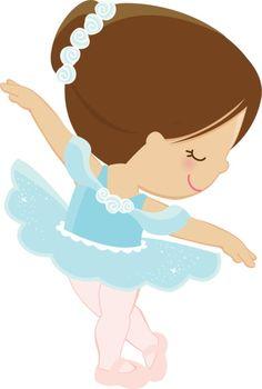 Aplique Bailarina