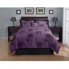 Glimmer 4-Piece Bedding Comforter Set