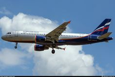VQ-BCN Aeroflot - Russian Airlines Airbus A320-214