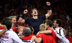 Great Britain win the Davis Cup for the first time in 79 years
