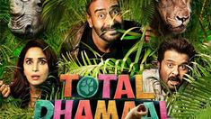 Total Dhamaal third poster: Ajay Devgn, Madhuri Dixit, Anil Kapoor-starrer seems like a jungle safari. The much-anticipated establishment of All out Dhamaal's third notice has been discharged before the trailer release. Hindi Movies Online, Movies To Watch Online, Comedy Movies, Hd Movies, Horror Movies, Arshad Warsi, The Last Movie, Movies Box, Full Movies Download