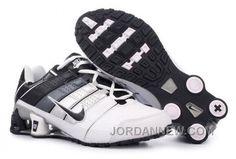http://www.jordannew.com/mens-nike-shox-nz-shoes-white-black-grey-new-release.html MEN'S NIKE SHOX NZ SHOES WHITE/BLACK/GREY NEW RELEASE Only $76.68 , Free Shipping!