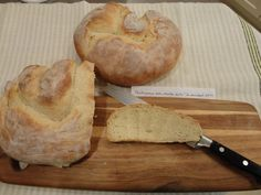 Paine de casa cu cartofi – reteta nemţească by Sanda Botis Bread, Food, Kuchen, Brot, Essen, Baking, Meals, Breads, Buns