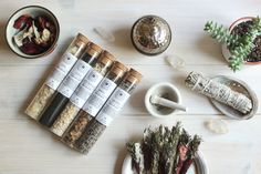 Sacred Scents Incense Resin Kit Smudging Apothecary Gift