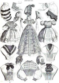 Ladies Of The 1860s: July 2012
