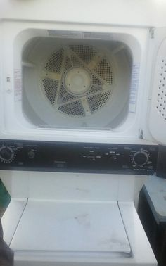 Washer and gas dryer in Mugs' Garage Sale in Perris , CA for . I have a kenmore white  stackable washer and gas dryer