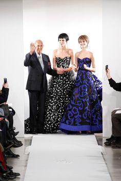 Oscar de la Renta // Runaway and Red Carpet Looks // Fall 2014 // Source: Style.com