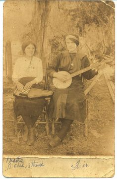 Sara Carter by Southern Folklife Collection, via Flickr