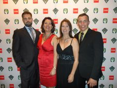 Telford, Belinda, Sharon & Brad at National HIA Awards Brisbane 2013