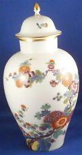 Rare Meissen Porcelain Kakiemon Design Lidded Vase Porzellan Deckelvase Jar