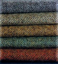 Harris Tweed...