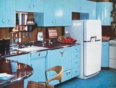 1955 Kitchen